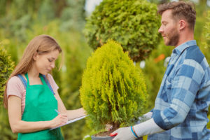 Horticulture Technicians Work At Ground Level With Plants, Either In  Agricultural Fields, Greenhouses, Hydroponics Plant Or Other Controlled  Environments To ...